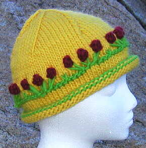 BULKY WEIGHT HAT PATTERN   Patterns Gallery